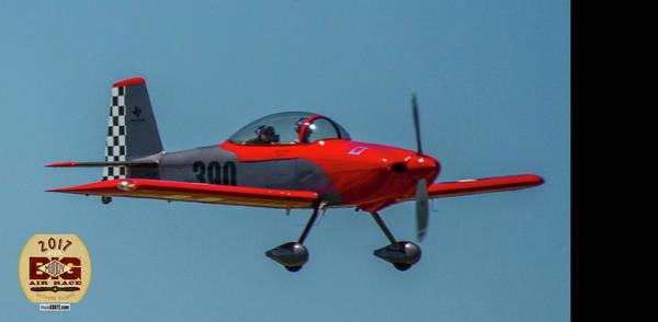 Photograph - Race 390 Fly By by Jeff Kurtz