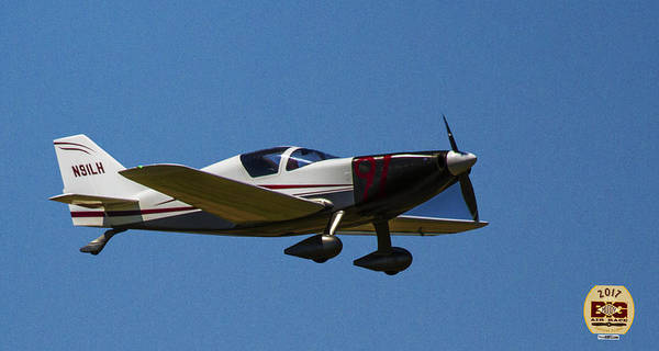 Photograph - Race 91 Fly By by Jeff Kurtz