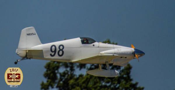 Photograph - Race 98 Fly By Finish by Jeff Kurtz