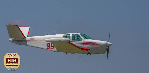 Photograph - Race 99 Fly By by Jeff Kurtz