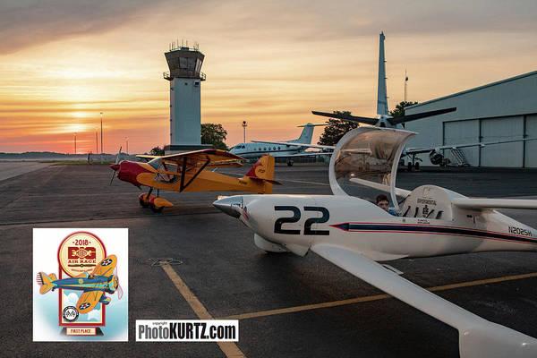 Photograph - Race Day Arrives by Jeff Kurtz