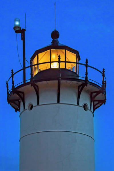 Photograph - Race Point Lighthouse New England by Susan Candelario