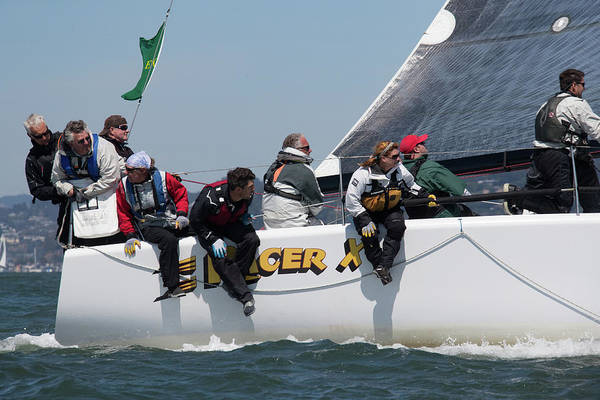 Photograph - Racer X 4 by Steven Lapkin