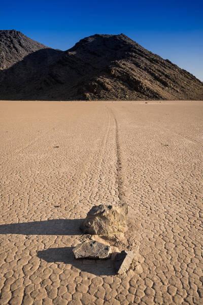 Wall Art - Photograph - Racetrack Playa Death Valley by Steve Gadomski