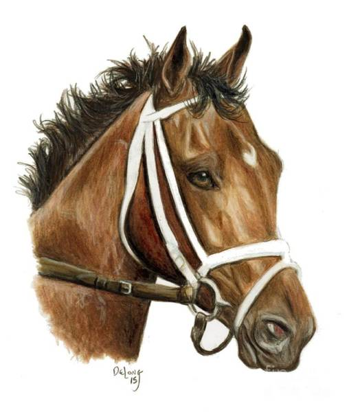 Wall Art - Painting - Rachel's Valentina by Pat DeLong