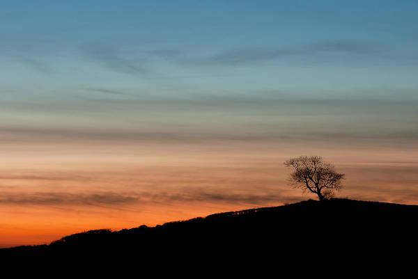 Photograph - Raddon Top by Pete Hemington