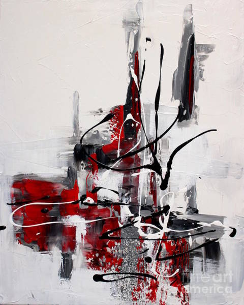 Painting - Radiance 1 by Preethi Mathialagan