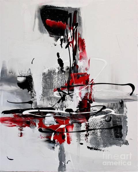 Painting - Radiance 3 by Preethi Mathialagan