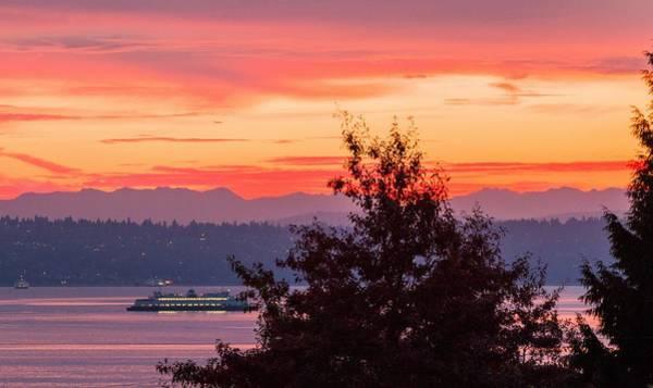 Photograph - Radiance At Sunrise by E Faithe Lester