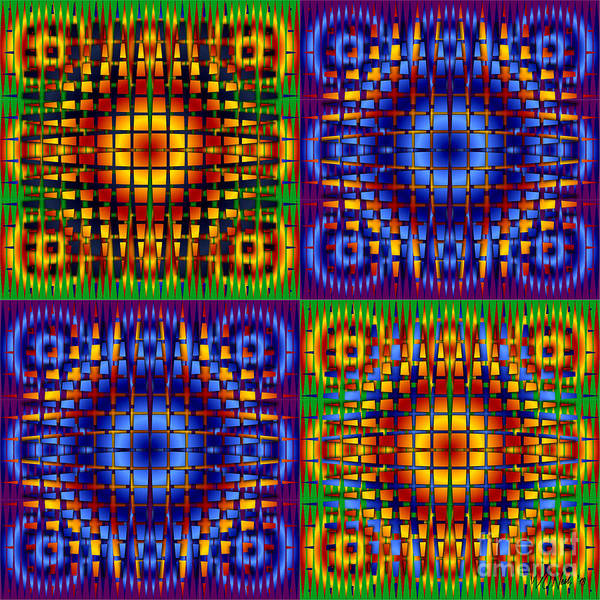 Digital Art - Revibe by Walter Neal