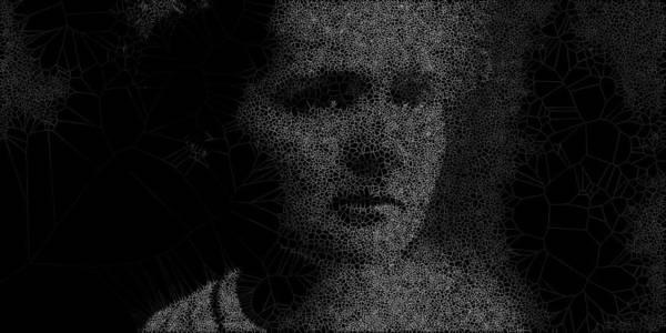 Digital Art - Radioactivity Woman by Stephane Poirier