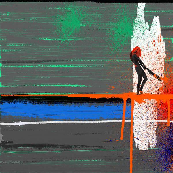 Emotion Painting - Rage by Naxart Studio