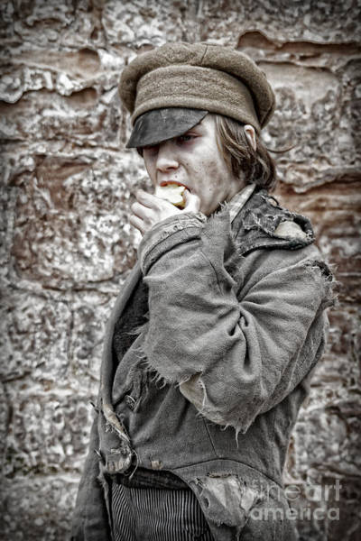 Photograph - Ragged Victorians 10, Artful Dodger by David Birchall