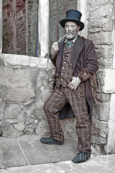 Photograph - Ragged Victorians 9 by David Birchall