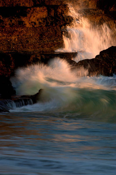 Photograph - Raging Rocks by Brad Scott