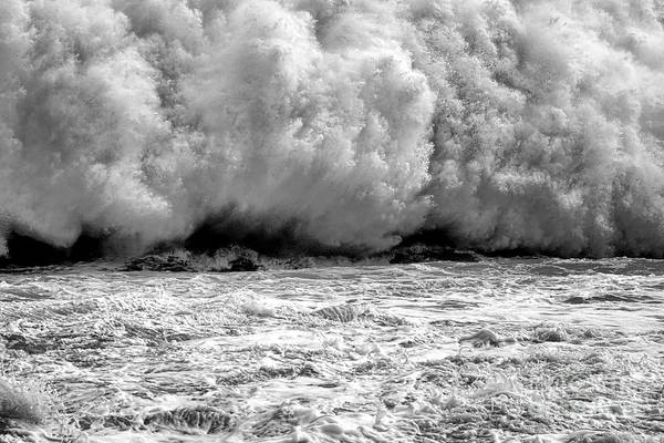 Photograph - Raging Water by Olivier Le Queinec
