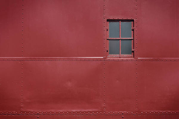 Photograph - Rail Car by Bud Simpson