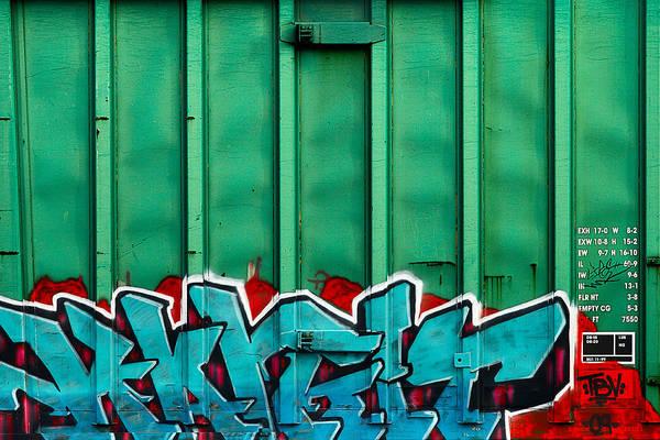 Photograph - Railroad Art by Todd Klassy