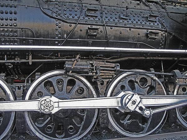Railroad Museum 2 Art Print