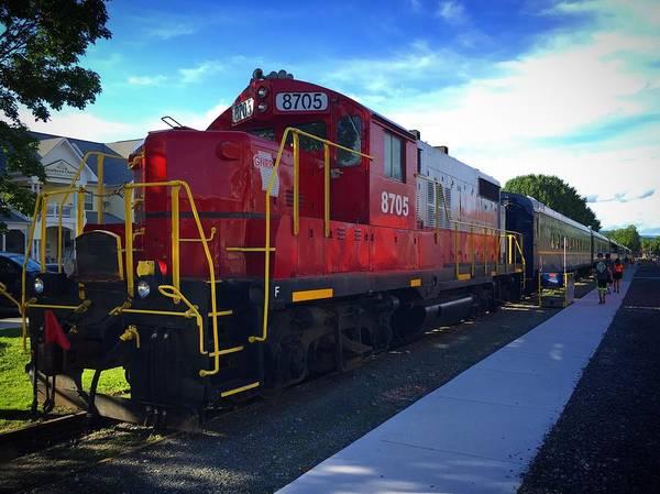 Photograph - Blue Ridge Railway by Richard Parks