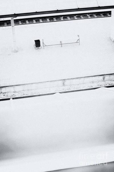 Photograph - Railway Station #3040 by Andrey Godyaykin