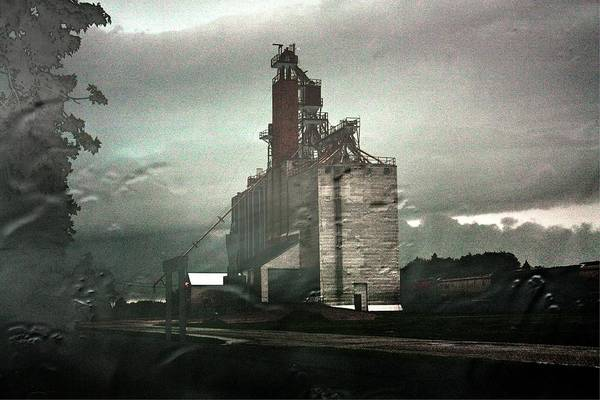Photograph - Rain Again  by David Matthews