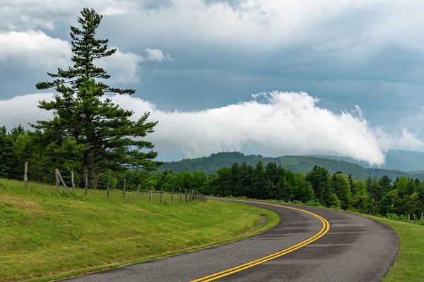 Photograph - Rain Ahead by Jim Neal