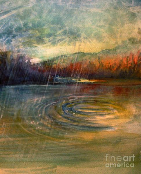 Painting - Rain by Allison Ashton