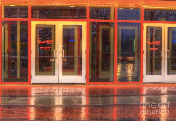 Gainesville Photograph - Rain And Reflection-2 by Robert Pearson