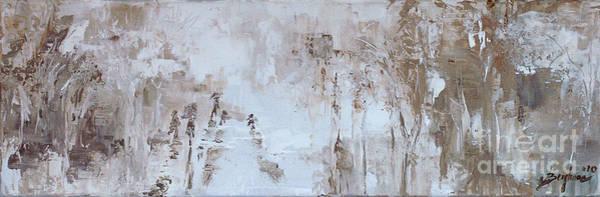 Wall Art - Painting - Rain by Aneta  Berghane