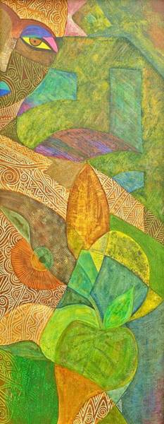 Wall Art - Painting - Rain Dancer by Jennifer Baird