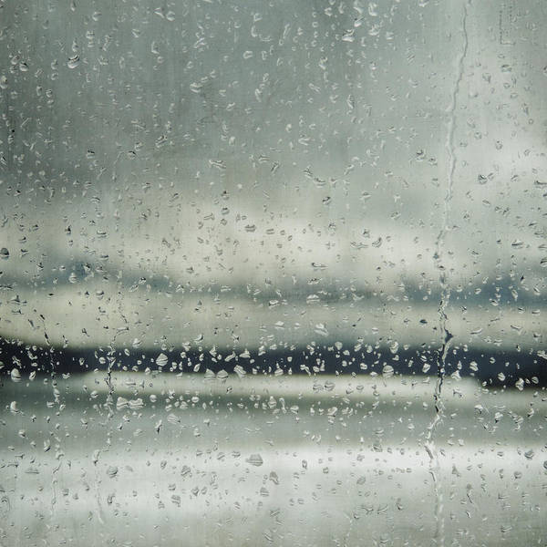 Photograph - Rain Layers by Sally Banfill
