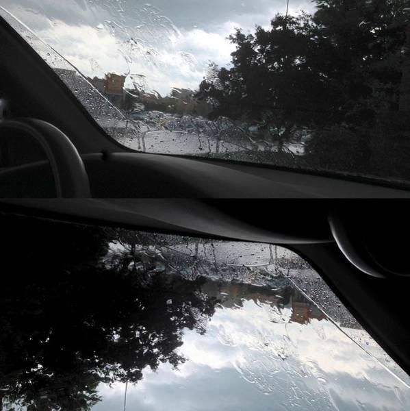 Photograph - Rain Rain Go Which Way by Marlene Burns