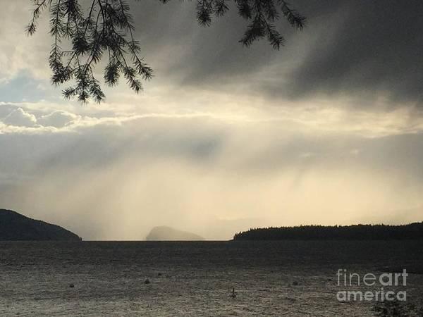 Photograph - Rain by Victor K