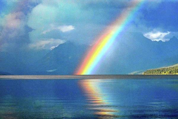 Photograph - Rainbow 3 by Marty Koch