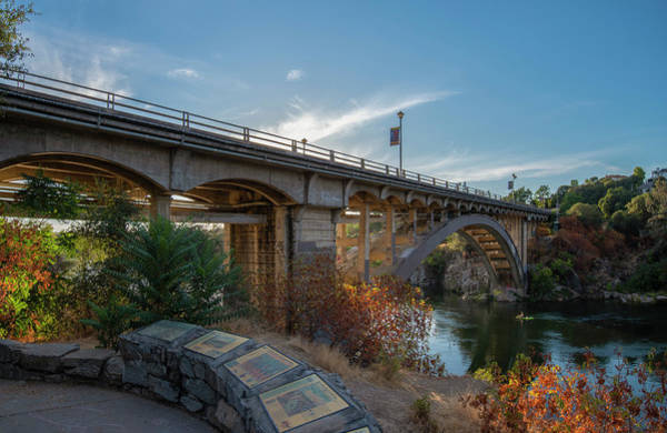 Photograph - Rainbow Bridge by Jonathan Hansen
