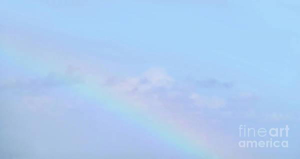 Digital Art - Rainbow Clouds And Sky by Francesca Mackenney