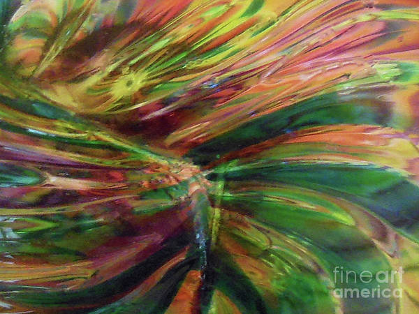 Photograph - Rainbow Colors Abstract by Rockin Docks Deluxephotos