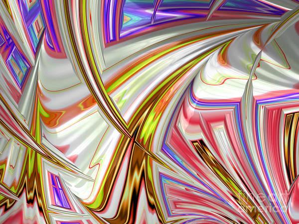 Digital Art - Rainbow by Elaine Teague