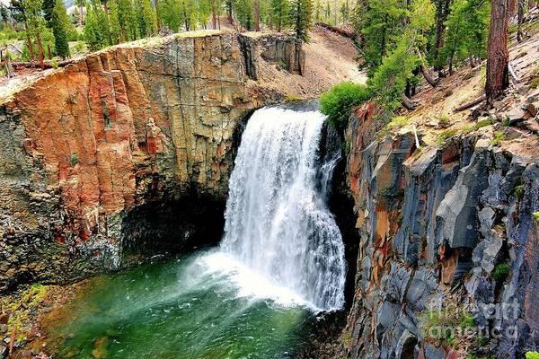 Photograph - Rainbow Falls 11 by Joe Lach