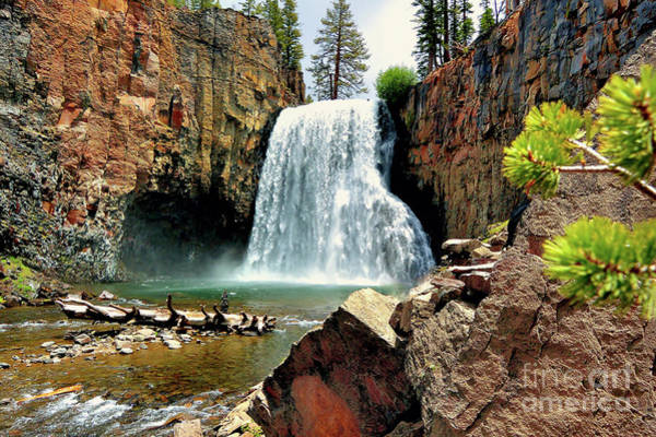 Photograph - Rainbow Falls 15 by Joe Lach