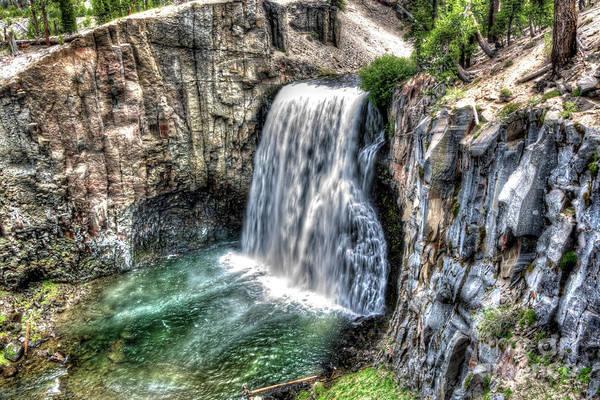 Photograph - Rainbow Falls 5 by Joe Lach