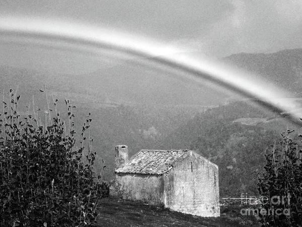 Wall Art - Photograph - Rainbow by Gaspar Avila