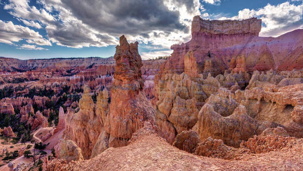 Photograph - Rainbow Hoodoos Of Bryce Canyon by Pierre Leclerc Photography