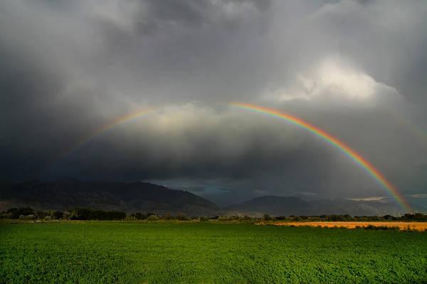 Photograph - Rainbow by Mark Smith