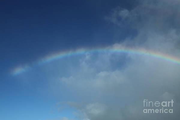 Photograph - Rainbow Morning Sunrise Maui Hawaii by Sharon Mau
