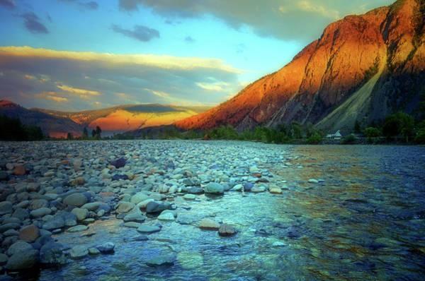 Photograph - Rainbow Mountains by Tara Turner