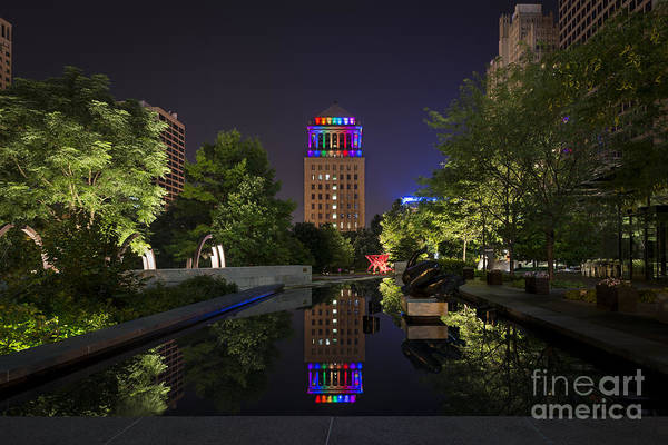 Photograph - Rainbow Lights by Andrea Silies