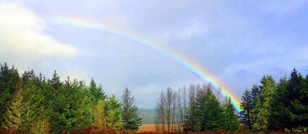 Photograph - Rainbow Of Love by Ben Upham III