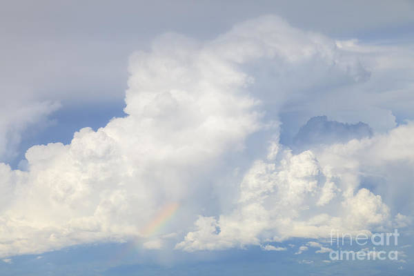 Photograph - Rainbow Over Cuba by Charles Kozierok